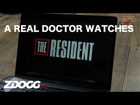 "A Real Doctor Watches ""The Resident"" 