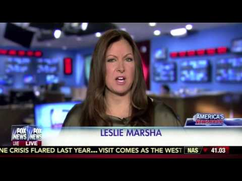 Americans Losing Their Religion - Leslie Marshall on America