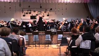 Broadway Showstoppers: Florida Intergenerational Orchestra Concert April 19, 2015