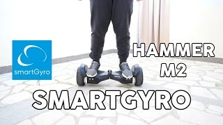 Patinete eléctrico Smartgyro Hammer M2 - Review en español