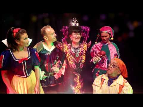 Snow White And The Seven Dwarfs Pantomime | Blackpool Grand Theatre