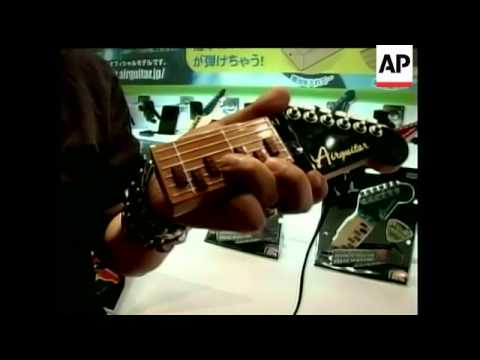 TOMY launces Air Guitar Pro