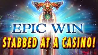 STABBED BY A SWORD ★ 100x BONUS & PROGRESSIVE WINS ➜ SWORD OF DESTINY