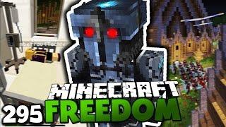 XAROTH PLANT EINEN ANGRIFF? & RIP ZIMBELFRAU? :( ✪ Minecraft FREEDOM #295 DEUTSCH | Paluten