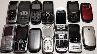 Новые Ретро бомбы Samsung  Z140 и Nokia из Германии