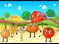 VEGETABLES FOR CHILDREN - LEARN NAME OF VEGATABLES