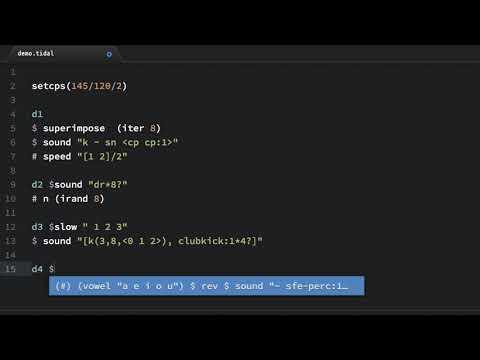 Auto-coder live demo 17/05/21