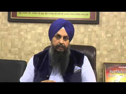 Paramjeet Singh Rana Chairmen Dharam Parchar DSGMC On Bhagat Namdev Ji Guru Parv
