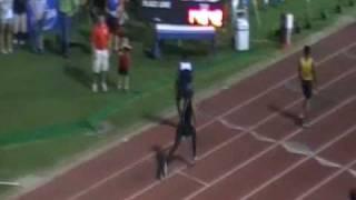 Newton HIgh School 1600 meter relay Qualifier (3:29.697)