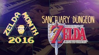 VGM #95: Sanctuary Dungeon (A Link to the Past) - Involved in the Troubles