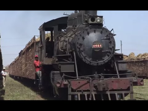 Tracks Ahead - Steam Engine Trains of Cuba