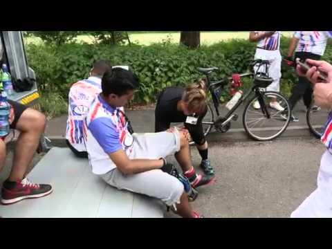Punjabi Wolves Charity Rickshaw Bikeride (2012) Wolves 2 London (Official Video)