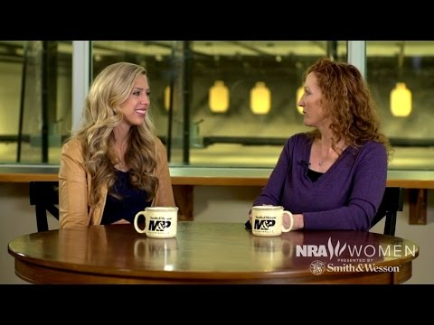 NRA Women Love at First Shot | Ep. 1 Bonus Clip: When to Load and Unload
