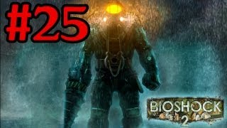 Bioshock 2 Big Brass Balls Walkthrough Part 25 Xbox360 1080p