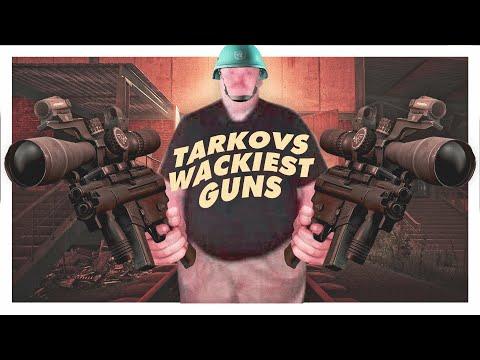 The Wackiest Guns in Tarkov