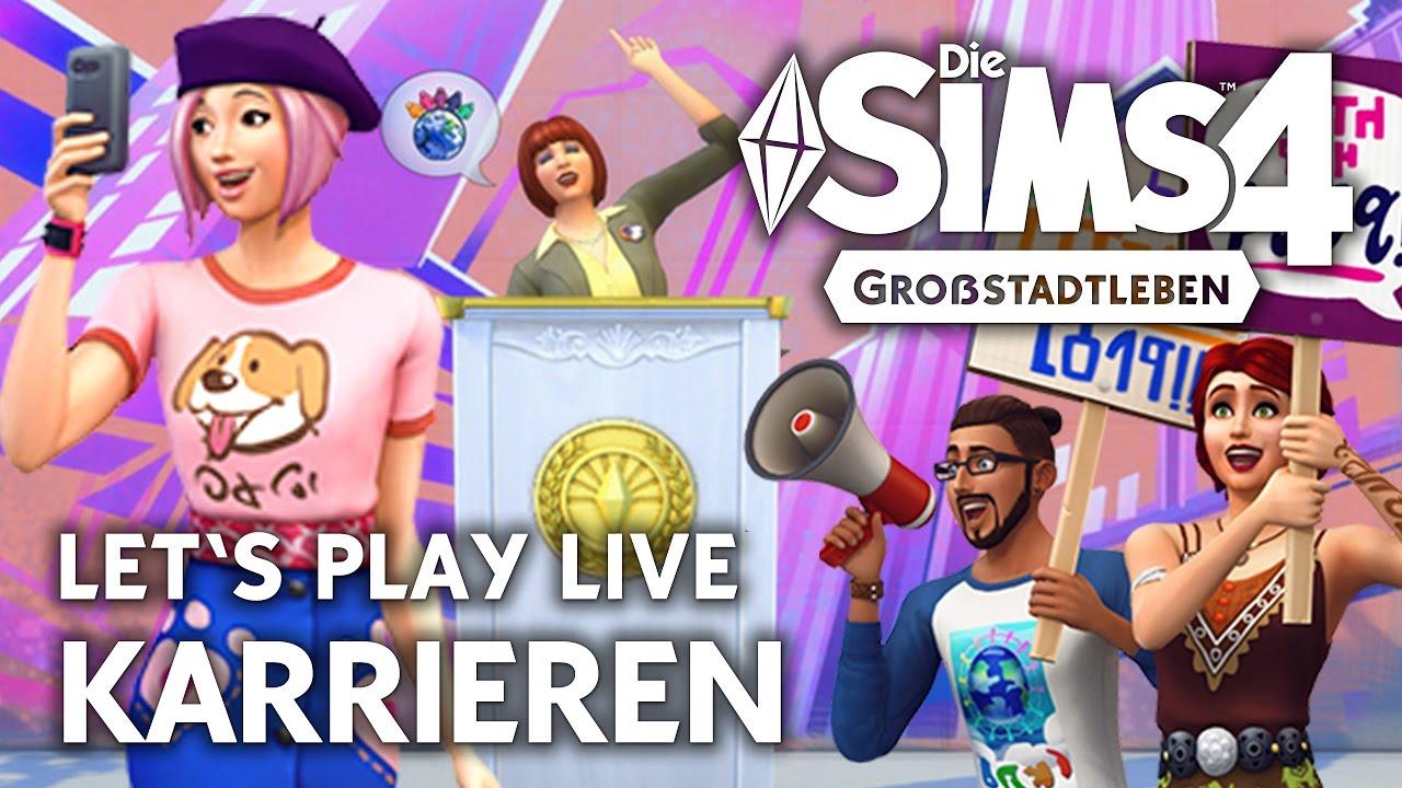 Sims 4 Karrieren