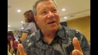 Astronomy magazine asks William Shatner about science