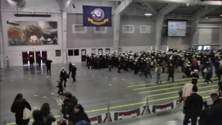 U.S. Navy Boot Camp Graduation: Feb. 8, 2019
