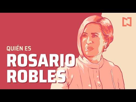 ¿Quién es Rosario Robles? | Vida y carrera política