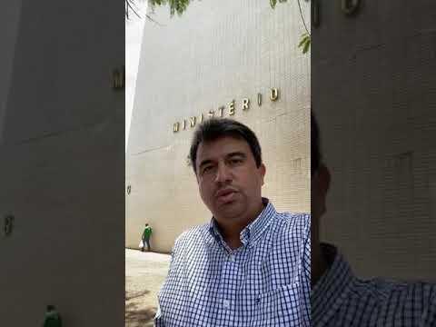 Direto de Brasília, prefeito Adriano Lima anuncia a construção de mais dois PSFs em Serrinha. Confira!