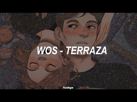 Wos - Terraza LETRA