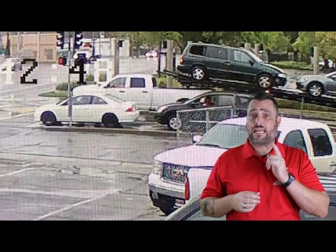 Sacramento Road Rage Teaches Us Lessons