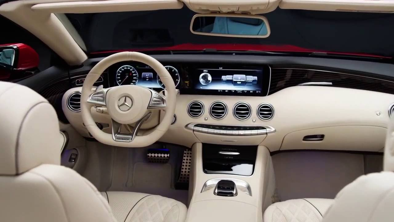 2018 mercedes maybach s650. interesting s650 2018 mercedesmaybach s 650 cabriolet interior and exterior trailer   youtube in mercedes maybach s650 e