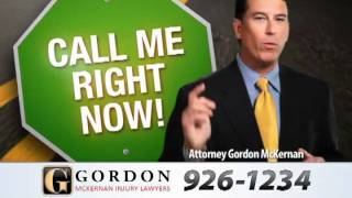 18-Wheeler Accident Worries | Get Gordon | Gordon McKernan Injury Attorneys | Louisiana