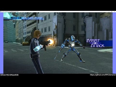 RPCS3 PS3 Emulator - Lost Dimension Ingame! OGL (1b5a479b)