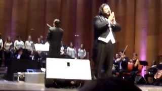 """Ave Maria - Charles Gounod - Concerto pela Vida - Jorge Durian em """"Bravo Pavarotti"""""""
