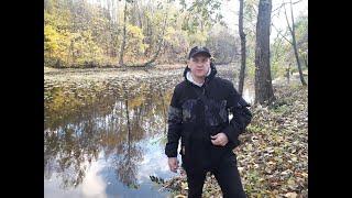 Река Охта и Охтинское водохранилище прогулка рыбалка 2021 год