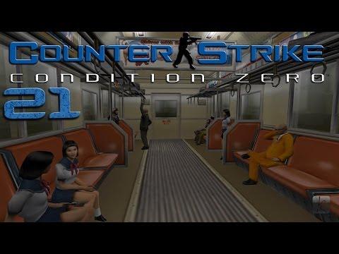 #021 • Counter-Strike: Condition Zero - Endstation! ▬ RETRO Let's Play [DEU|FullHD]