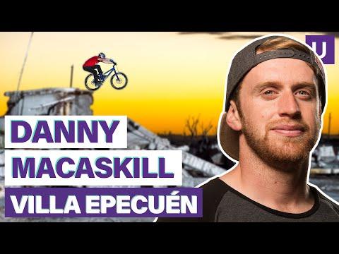 Danny MacAskill's UNBELIEVABLE MTB JOURNEY Through Epecuén | Unstoppable