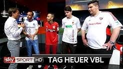 TAG Heuer virtuelle Bundesliga | Viertelfinale | ReLive