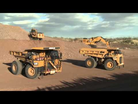 Cat® Mining Product Demonstration - November 2015
