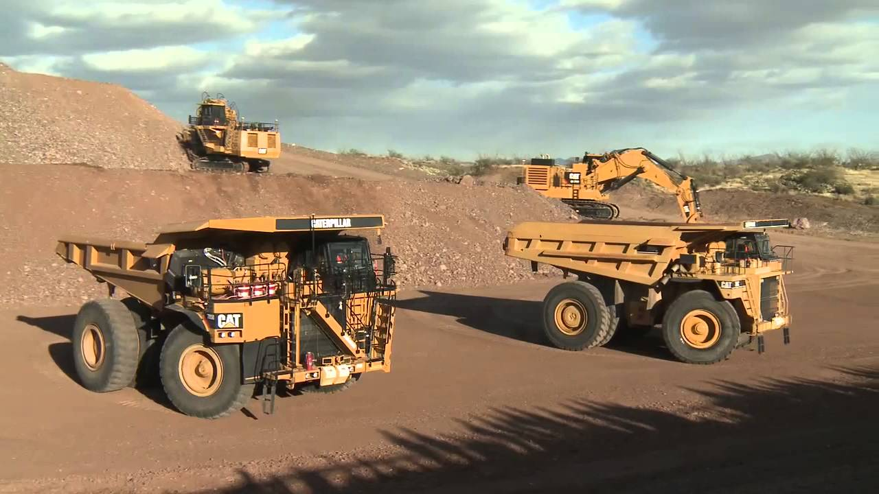 Cat mining product demonstration november 2015 youtube - Mining images hd ...