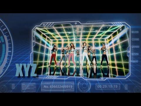 SNSD 少女時代 XYZ Image/V 日本語字幕 HD
