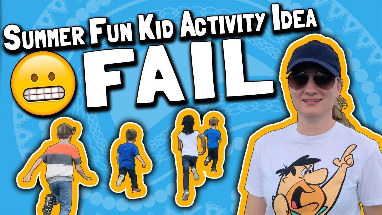 Summer Fun Kid Activity Idea FAIL // Florida Hiking Trails (June 6, 2018)