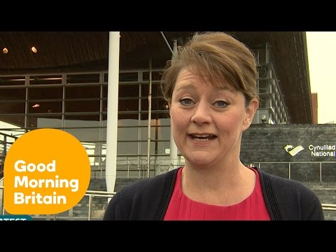 Leanne Wood On Plaid Cymru's Seats | Good Morning Britain