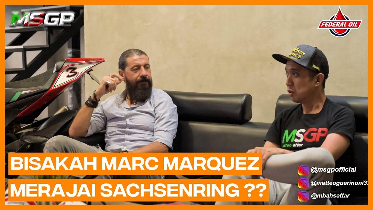 "MSGP - ""Bisakah Marc Marquez Merajai Sachsenring ?? #givaaway"""