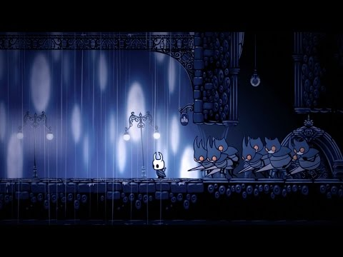 Hollow Knight: A Weird and Wonderful World Trailer