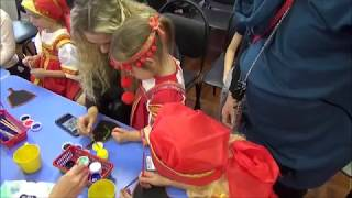1-й МОК Единый Музейный урок в форме фольклорного праздника