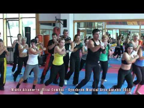 Vital Combat - Synchron Martial Arts Aerobic im ACT 2010