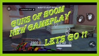 Guns of Boom New Gameplay Lets Go !!