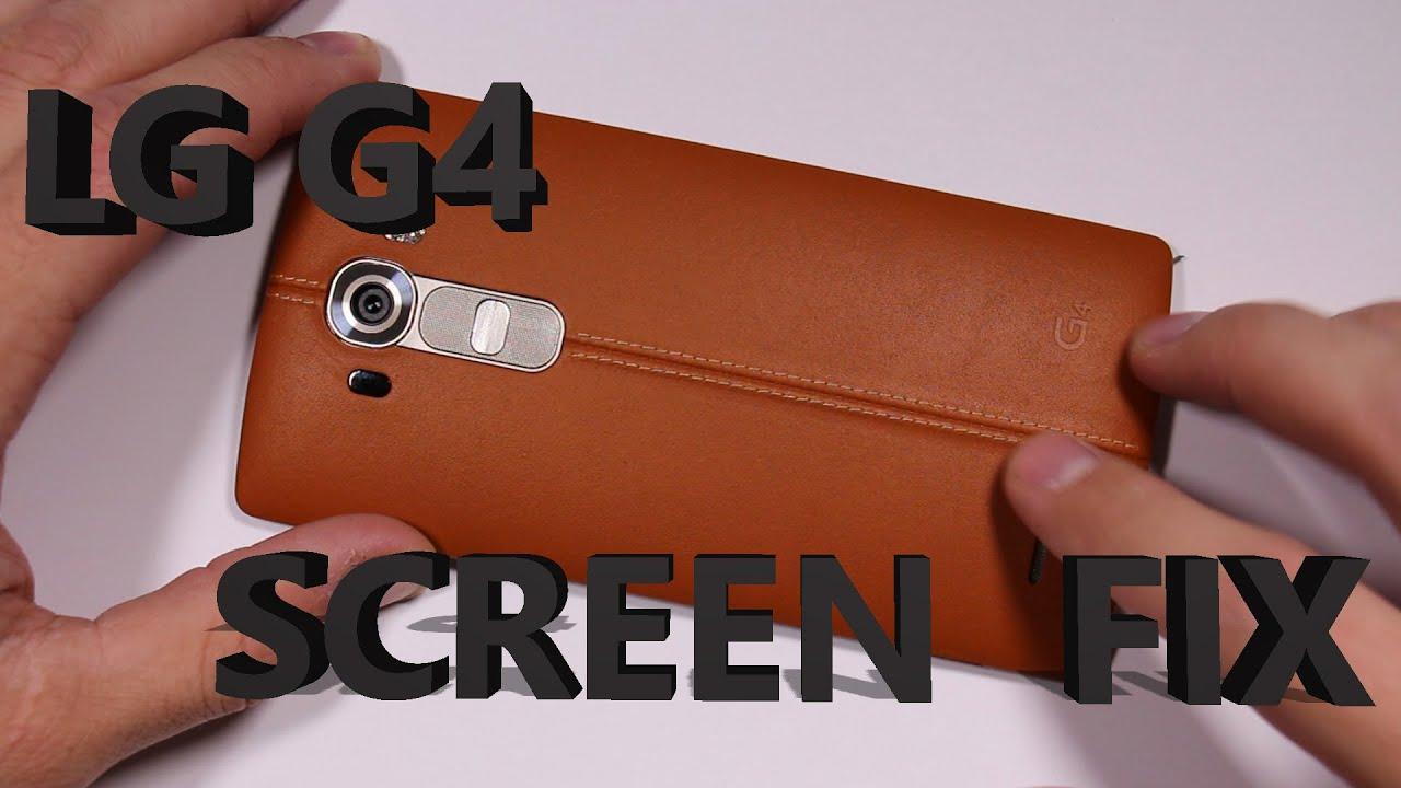 Lg G4 Tear Down Screen Fix Phone Repair Video Youtube Nokia N70 Short Circuit Solution Follow This Thread Step By Premium