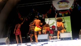 Testimony - P square African cultural festival sweden malmö 2014