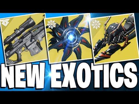 Destiny 2 - NEW EXOTICS & BLACK SPINDLE? - Hidden Cayde-6 Quest! All Solstice Of Heroes loot & More thumbnail