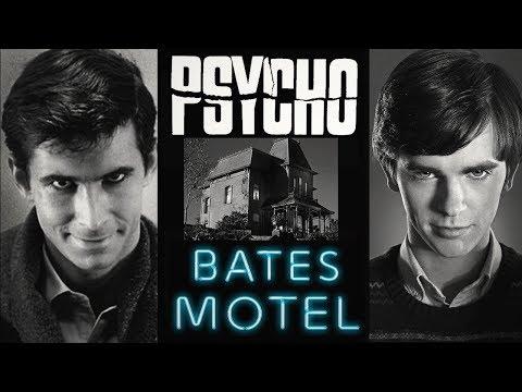 Психо, или две личности Нормана Бейтса