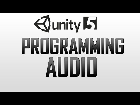 Programming / Adding sounds in Unity 5
