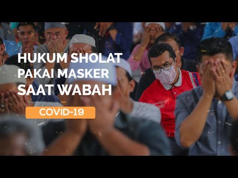hukum-memakai-masker-saat-sholat-di-situasi-wabah-coronavirus